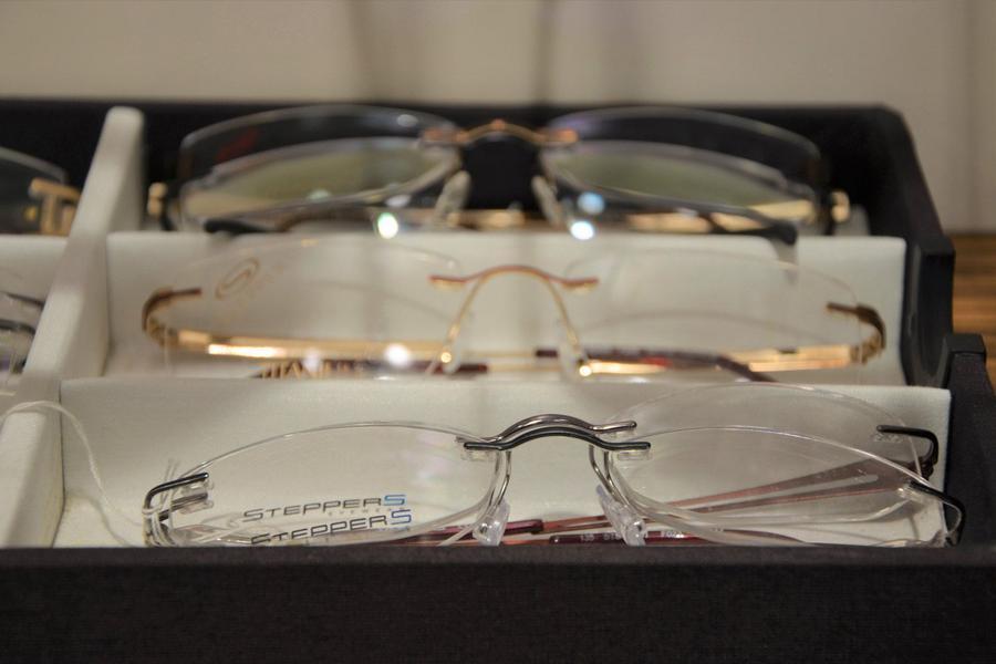 Brillen Steppers