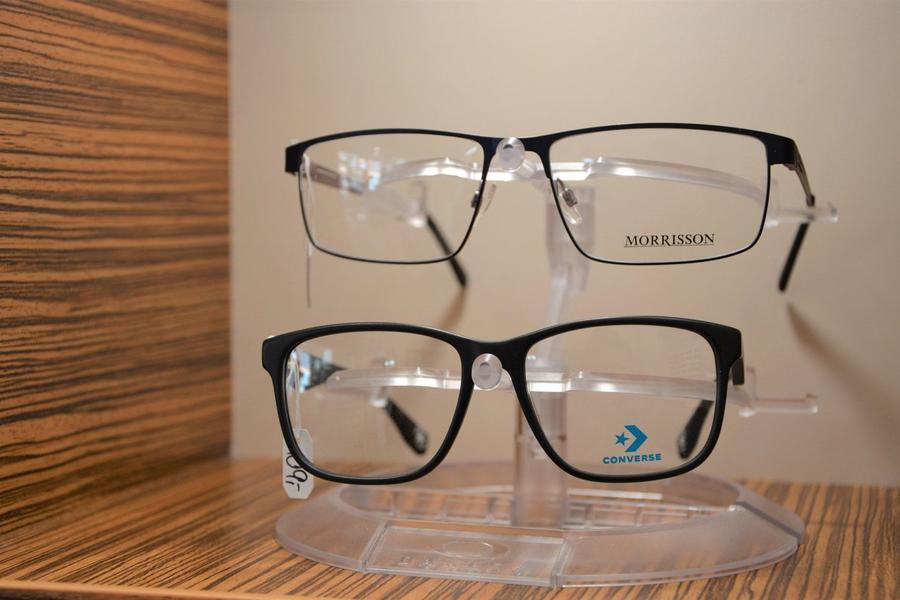 Brillen - Morrisson und Converse